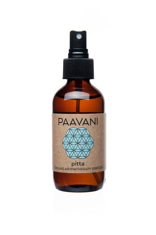 Pitta Cooling Aromatherapy Spritzer - Divine Yoga Shop
