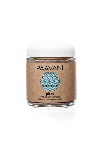 Pitta Ayurvedic Cleanser & Mask - Divine Yoga Shop