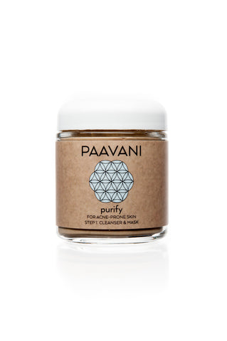 Purify Ayurvedic Cleanser & Mask - Divine Yoga Shop