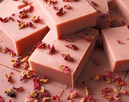 Premium English Rose Soap - Divine Yoga Shop