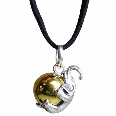 Exquisite Pendant- Elephant - Divine Yoga Shop