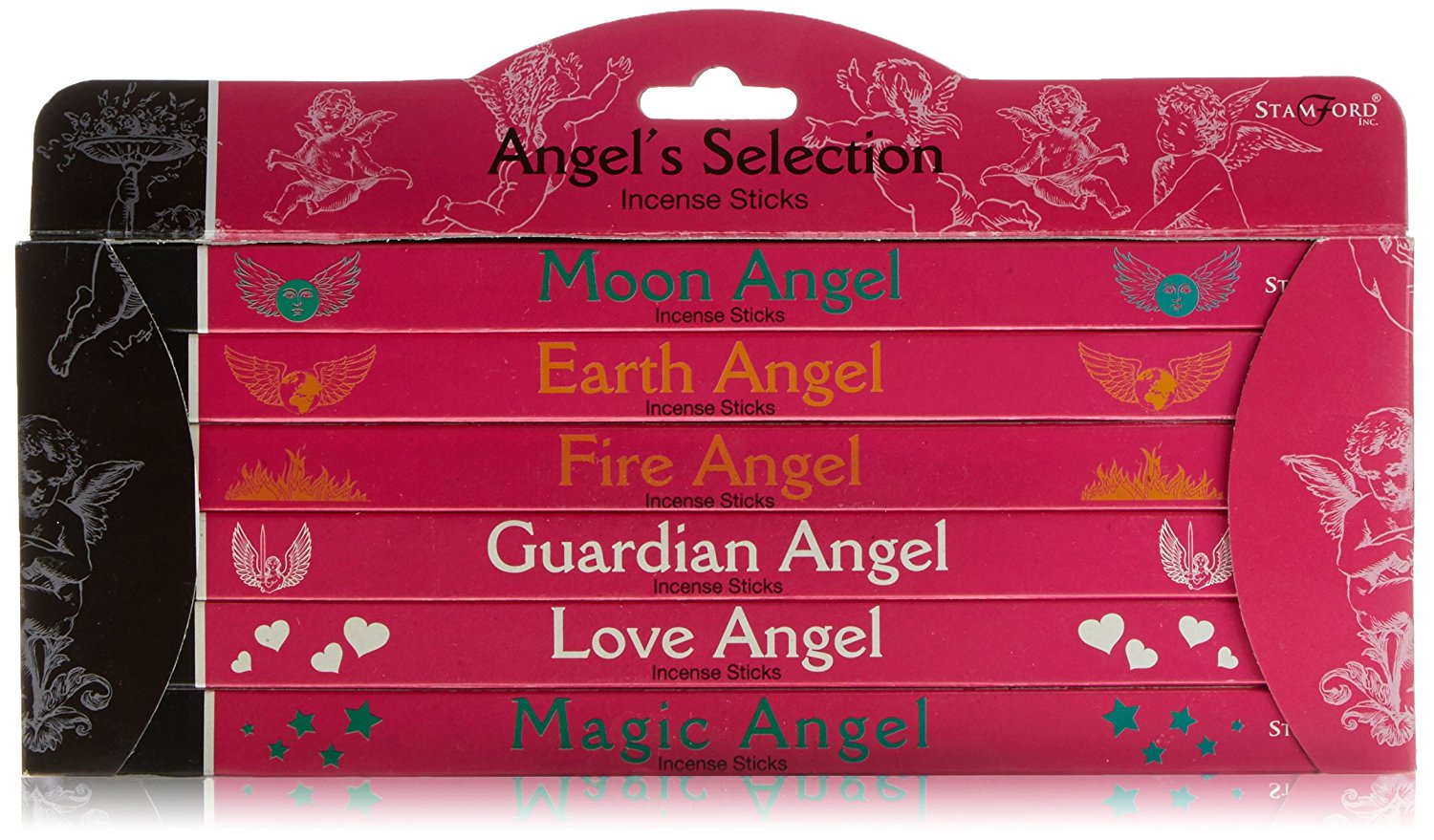 Stamford Angel Incense Gift Pack - Divine Yoga Shop