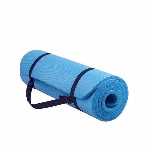 Thick Cushioned Yoga Mats for Yoga and Pilates
