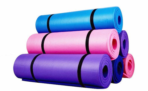 SureGrip Natural Latex Yoga Mat 4mm