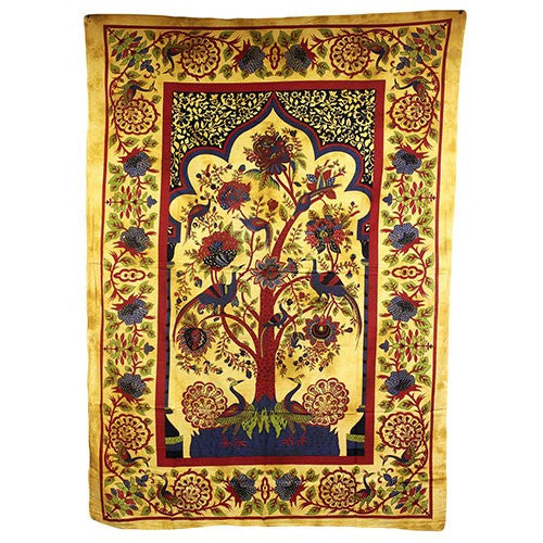 Wall Art- Tree of Knowledge - Divine Yoga Shop