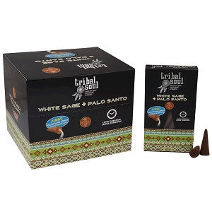 Tribal Soul Backflow Incense