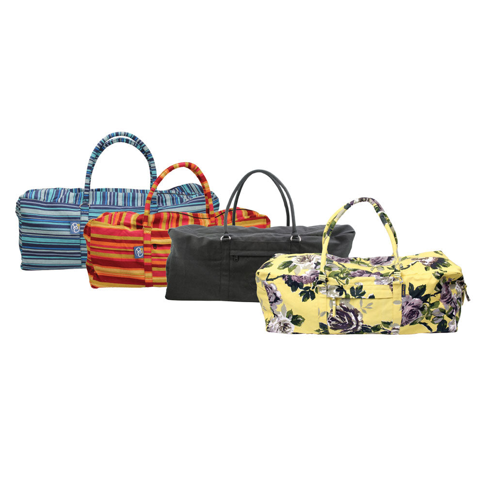 Cotton Yoga Kit Bag - Divine Yoga Shop