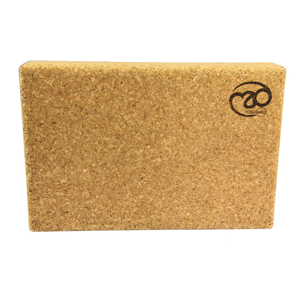 Cork Yoga Block - Divine Yoga Shop