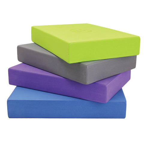 Hi- Density Full Yoga block - Cushioning Effect EVA Foam - Divine Yoga Shop