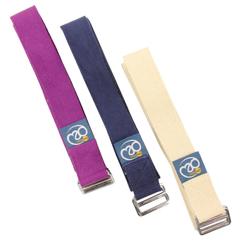 Lightweight Yoga Belt 2m - Divine Yoga Shop