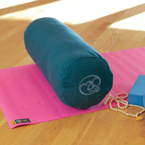 Organic Cotton Yoga Bolster - Divine Yoga Shop