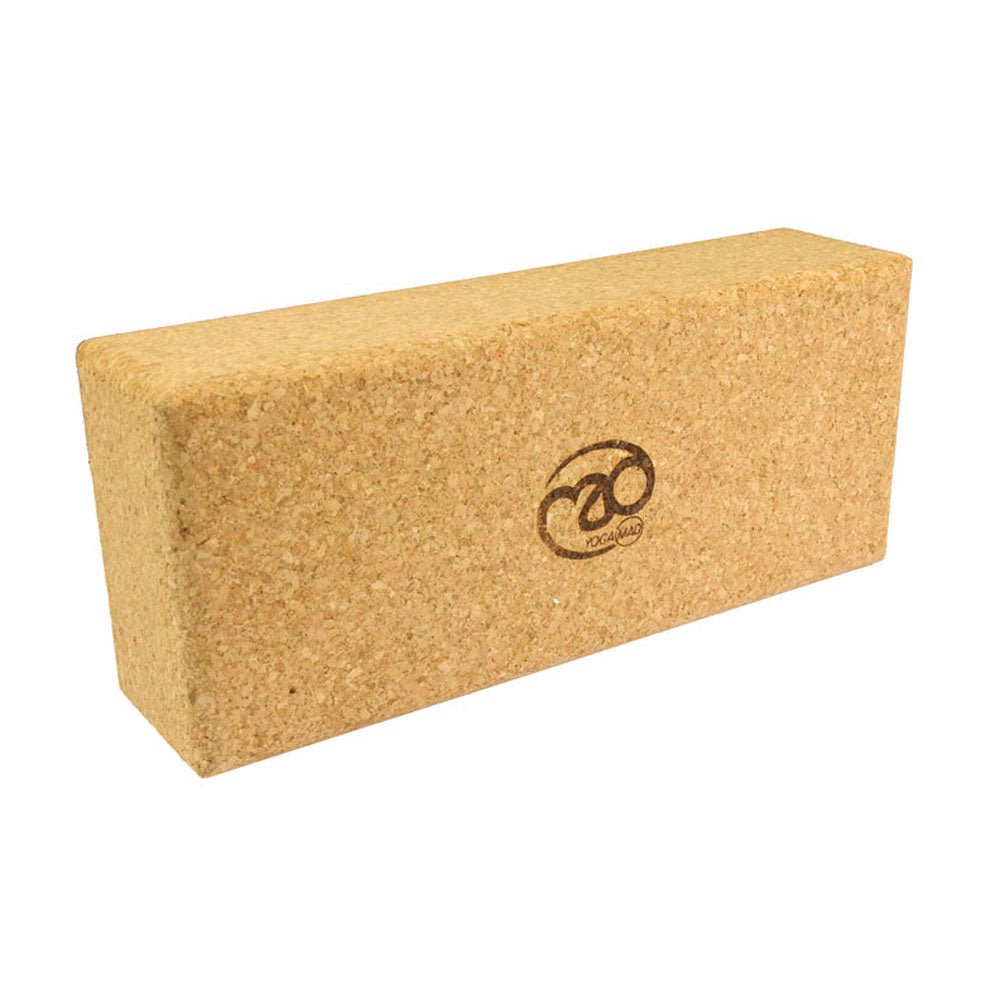 Extra High Cork Yoga Brick - Divine Yoga Shop