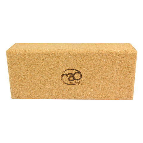 Cork Yoga Block- Light weight & Eco-friendly