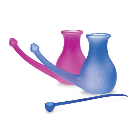 yoga mad Neti Pot
