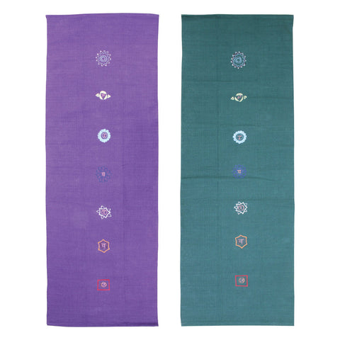 Yoga Mad  Cotton Yoga Rug