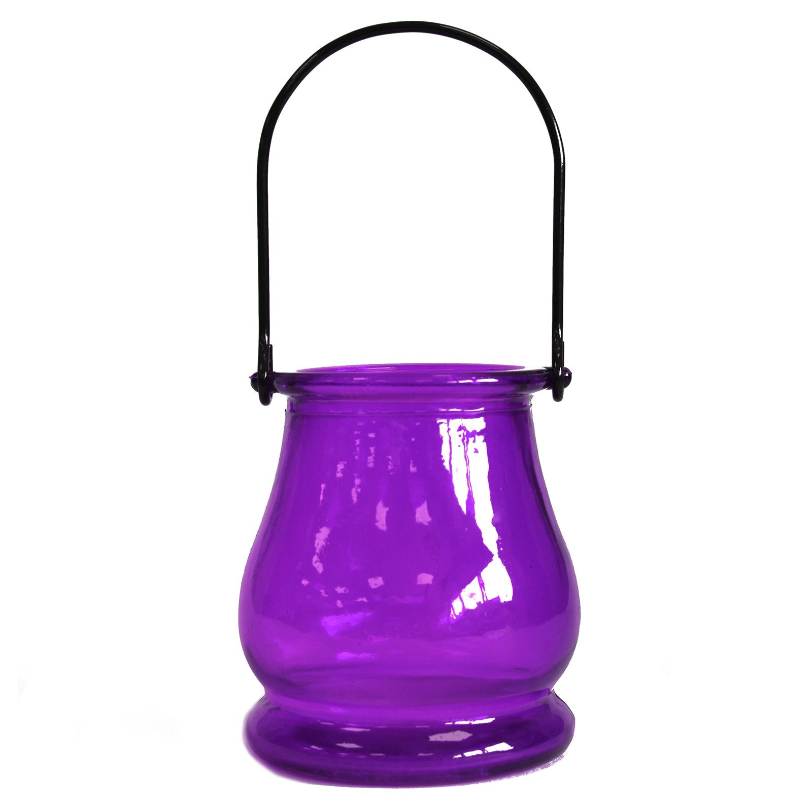 Recycled Candle Lantern - Divine Yoga Shop