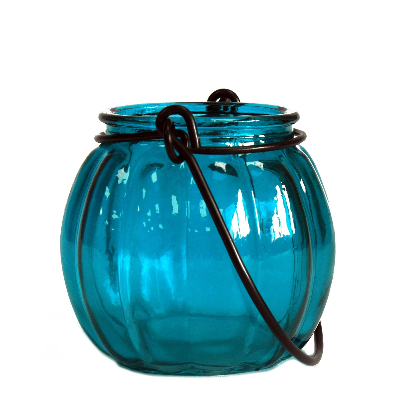 Recycled Pumpkin Candle Lantern - Divine Yoga Shop