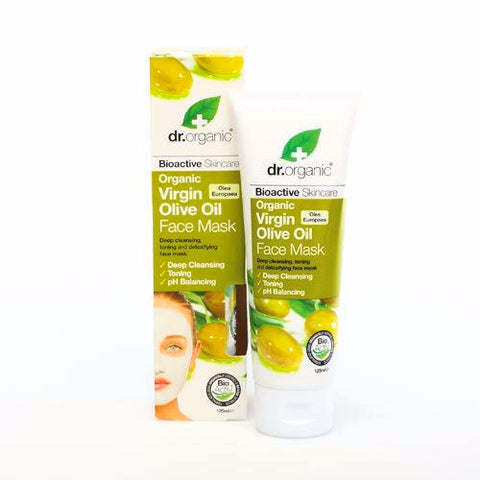 Dr Organic Virgin Olive Oil Face Mask - Divine Yoga Shop