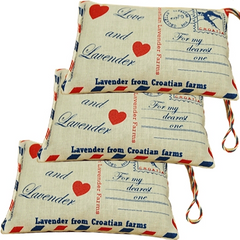 Lavender Eye Pillows - Divine Yoga Shop