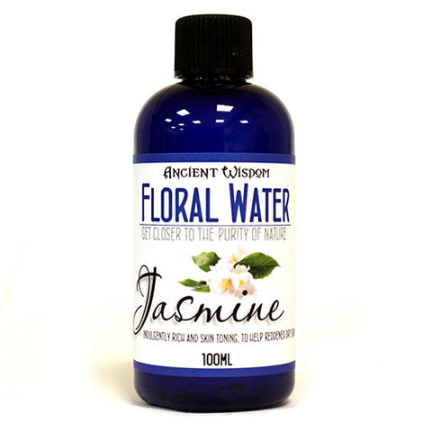 Natural Flower Water - Divine Yoga Shop