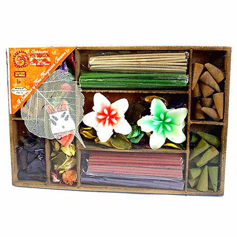 Incense Magic- Gift Box - Divine Yoga Shop