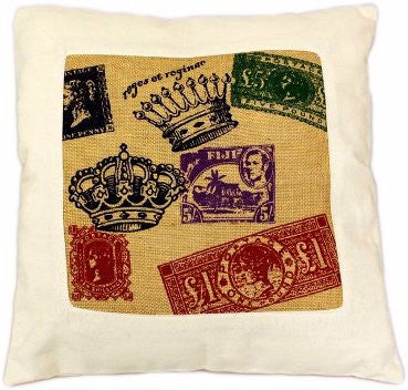 Royal Cushion Cover - Divine Yoga Shop