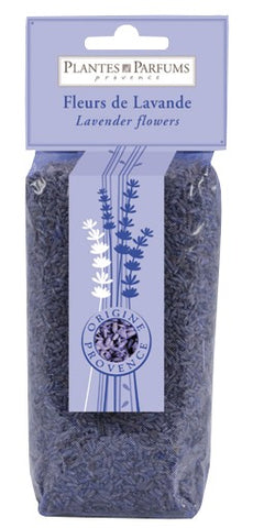Plantes & Parfums dried Lavender flowers - Divine Yoga Shop