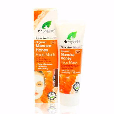 Dr Organic Manuka Honey Face Mask - Divine Yoga Shop