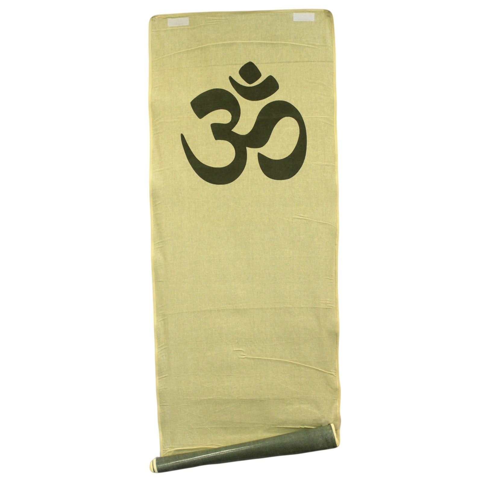 Indian Yoga Mats- Made of 100% Indian Cotton - Divine Yoga Shop