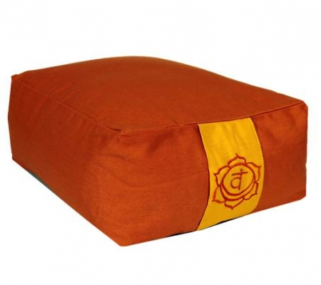 Yoga Zafu Meditation Cushion with Buckwheat Filling - Divine Yoga Shop
