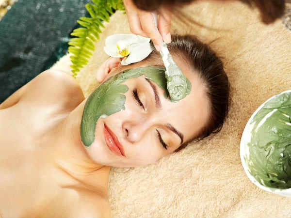 Healing Neem Face Mask - Divine Yoga Shop