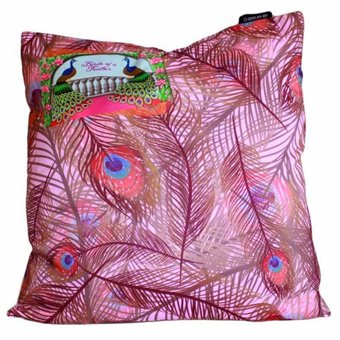 Polyester Cushion Cover- Angel