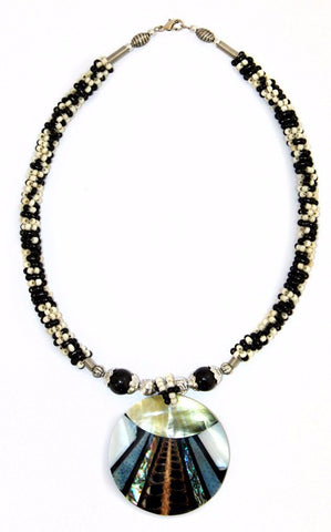 Uniquely Wild Shell Necklace - Divine Yoga Shop