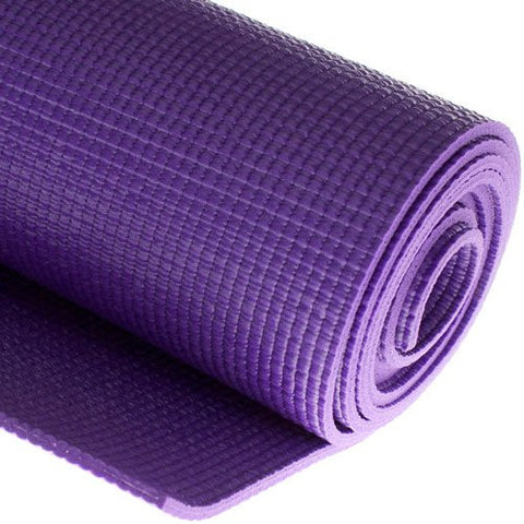Power Yoga Mats (Violet) - Divine Yoga Shop