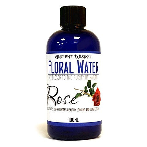 Refreshing Rose Water - Divine Yoga Shop