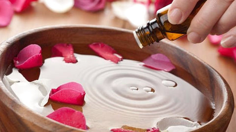 Floral Water- Rose - Divine Yoga Shop