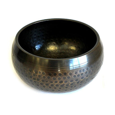 Meditation Buddha Black Bowl - Divine Yoga Shop