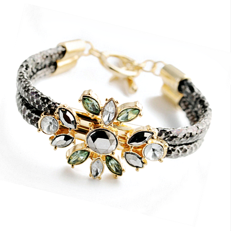Annabel Gem Bracelet by PEARL + CREEK