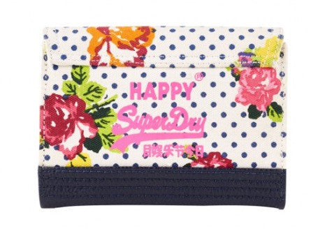 Superdry Floral Purse
