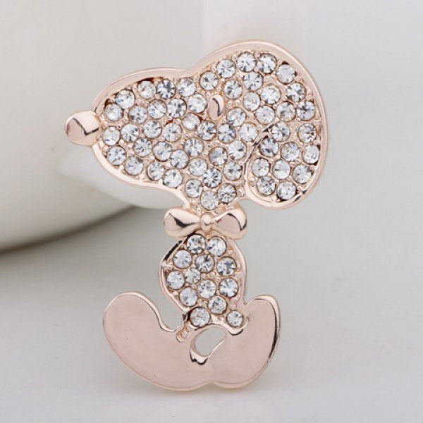 Cute Character Brooch