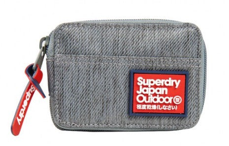 Superdry Wallets - available in 3 colours