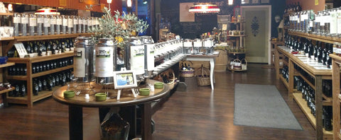 Vine and Grind Olive Oil & Balsamic Vinegar store