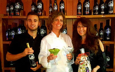 Vine & Grind Olive Oil and Balsamic Vinegar store