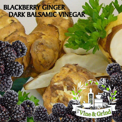 Black berry Ginger balsamic vinegar