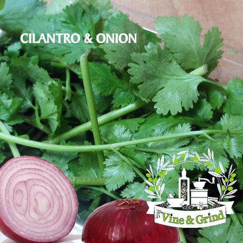 Cilantro & Onion Olive Oil