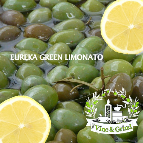 Eureka Green Limonato Olive Oil
