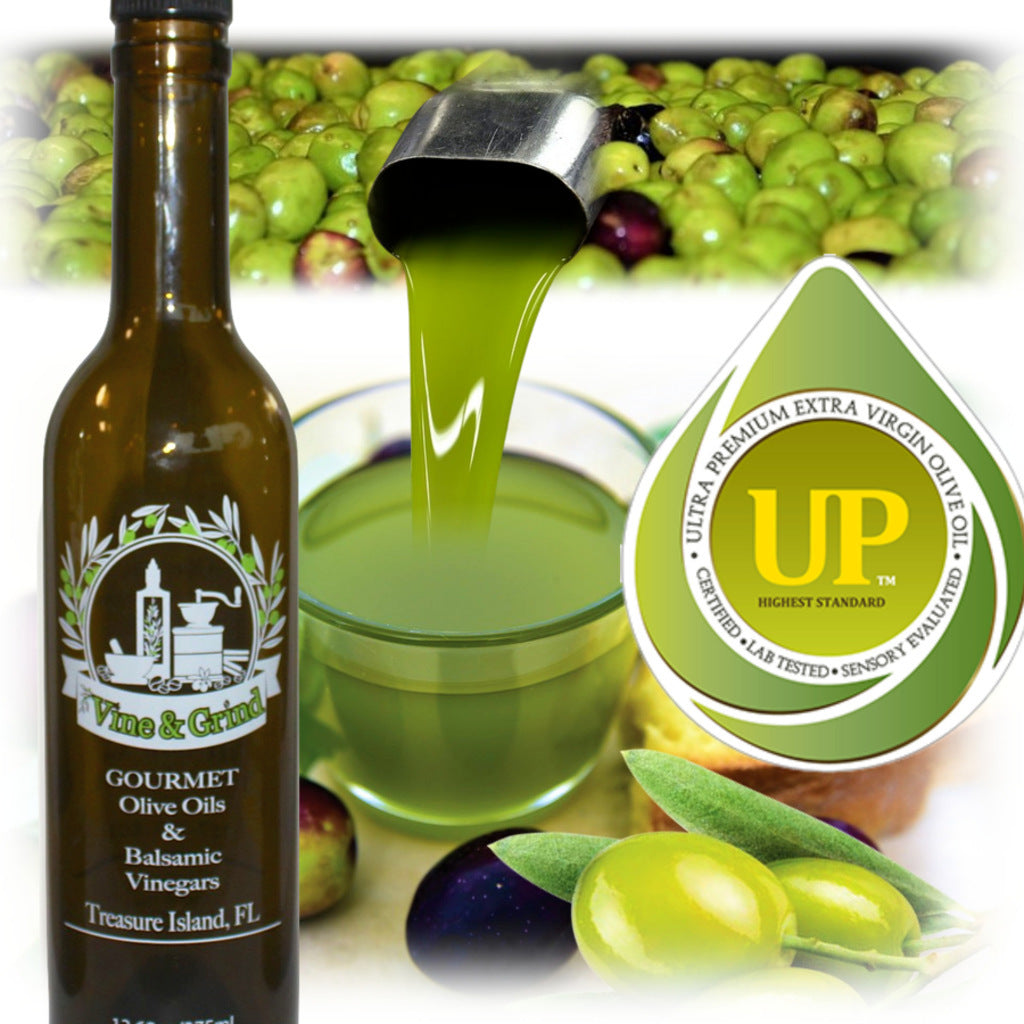 "Robust - Organic Chetoui ""Denocciolato"" Extra Virgin Olive Oil Limited supply"