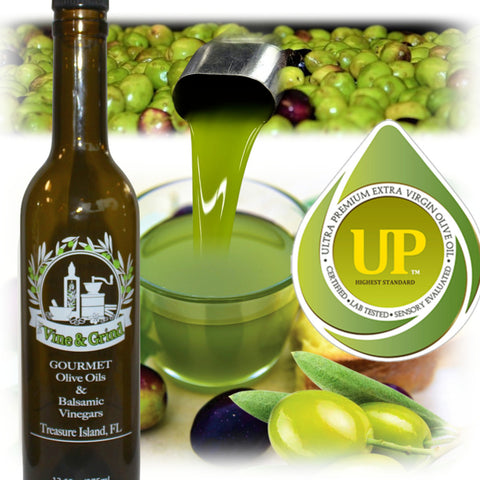 Medium- Arbosana Extra Virgin Olive Oil