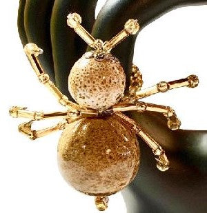 Limited Collection Ring Lucky Jeweled Bug