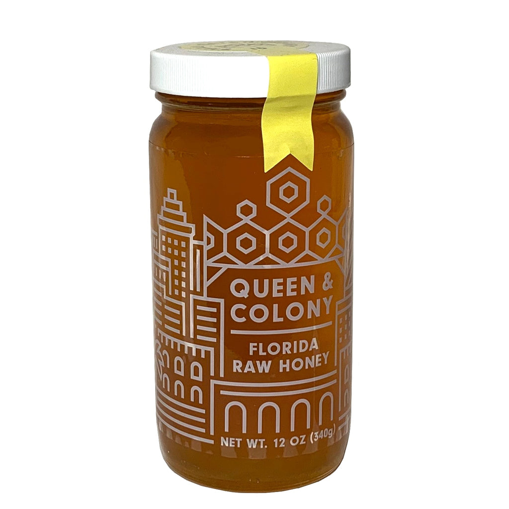 Local Florida Raw Honey